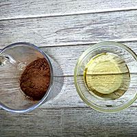 Подготовим какао и масло - фото