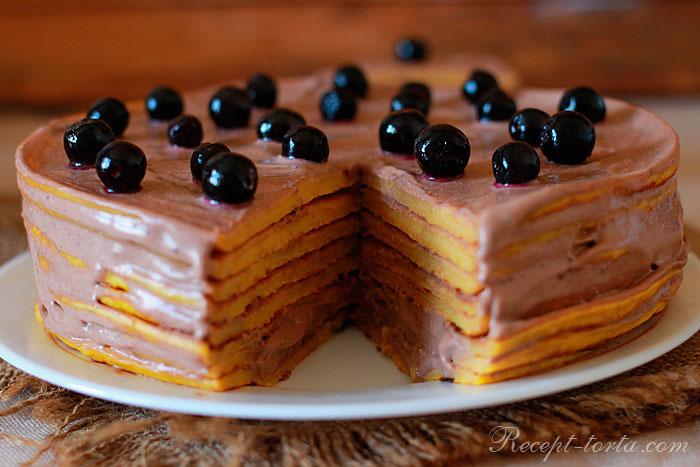 очаруют торт из панкейков рецепт с фото некогда, аналоговой печатной