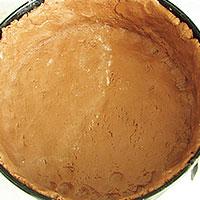 Выложить тесто в форму - фото