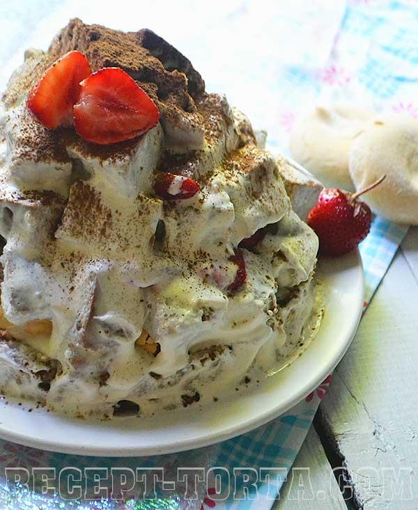 Итоговое фото торта Кучерявый пинчер