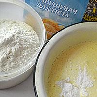 Добавим сухие ингредиенты - фото