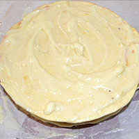 Сборка торта Наполеон пошагово - фото