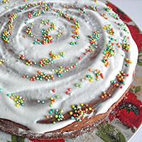 Даем пропитаться торту Спартак - фото