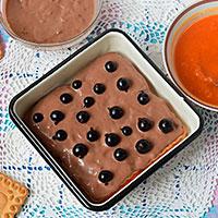 Покрываем шоколадным кремом - фото
